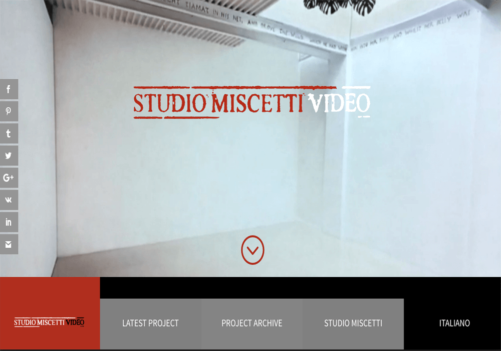 Truly Social for Studio Miscetti Video