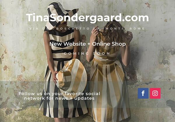 Truly Social for Tina Sondergaard