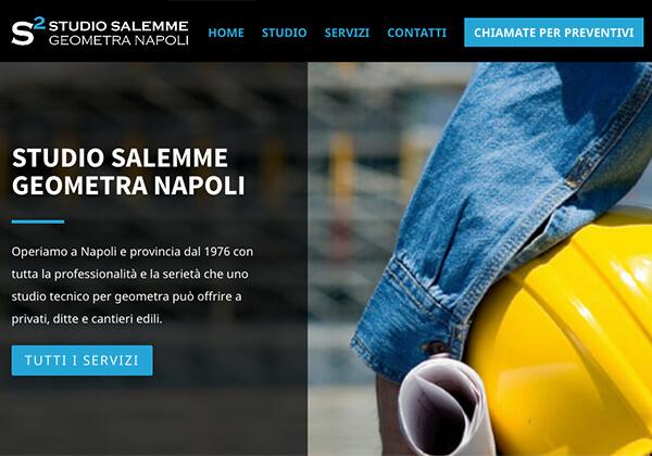 Truly Social for Studio Geometra Napoli
